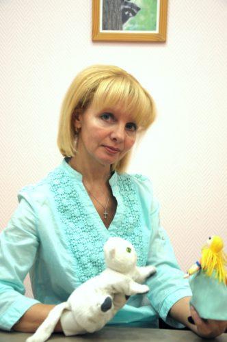 Чистова Оксана Николаевна