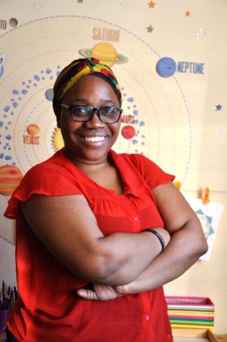 Патрисия Огбуджи
