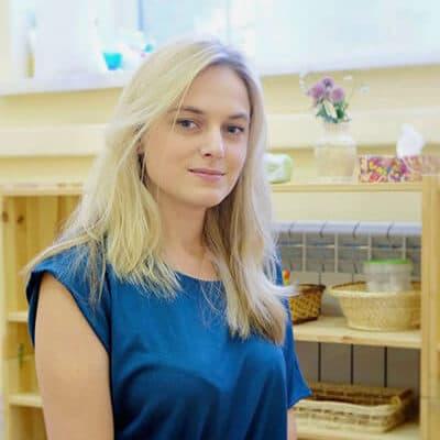 Анна Набатова