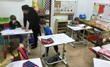 Предметная подготовка к школе